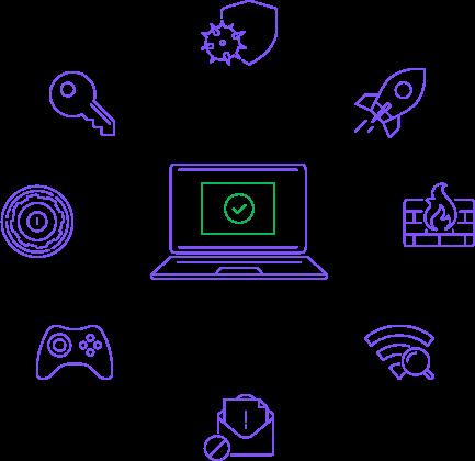 avista virus software