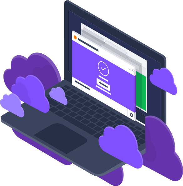 קבל את 'אבטחת רשת' ב-CloudCare