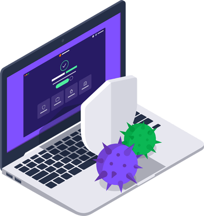 Fitur anti-malware