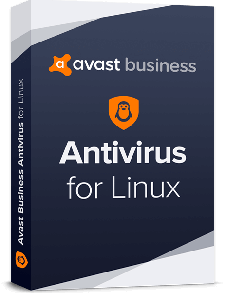 Linux business antivirus protection | Avast Business