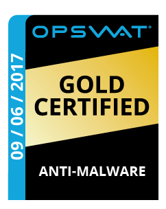 OPSWAT -  Highest quality anti-malware product for SMBs