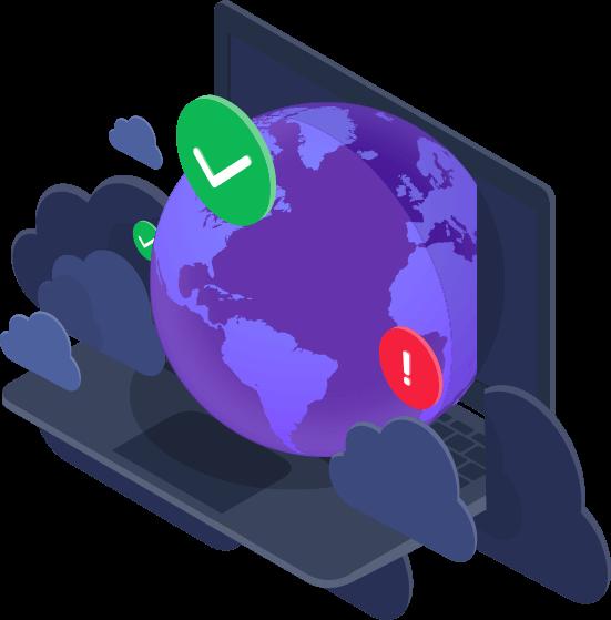 Skorzystaj zbezpiecznej bramy internetowej w CloudCare