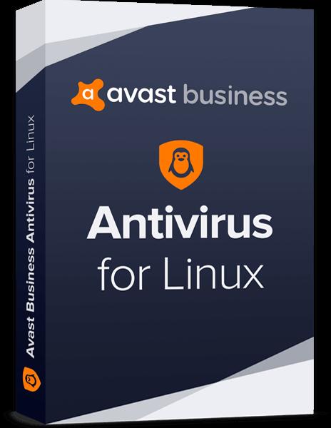 Avast Business<br/> Antivirus for Linux