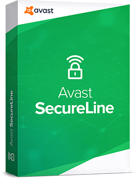 Avast 1-Year SecureLine Plan (5 PCs)