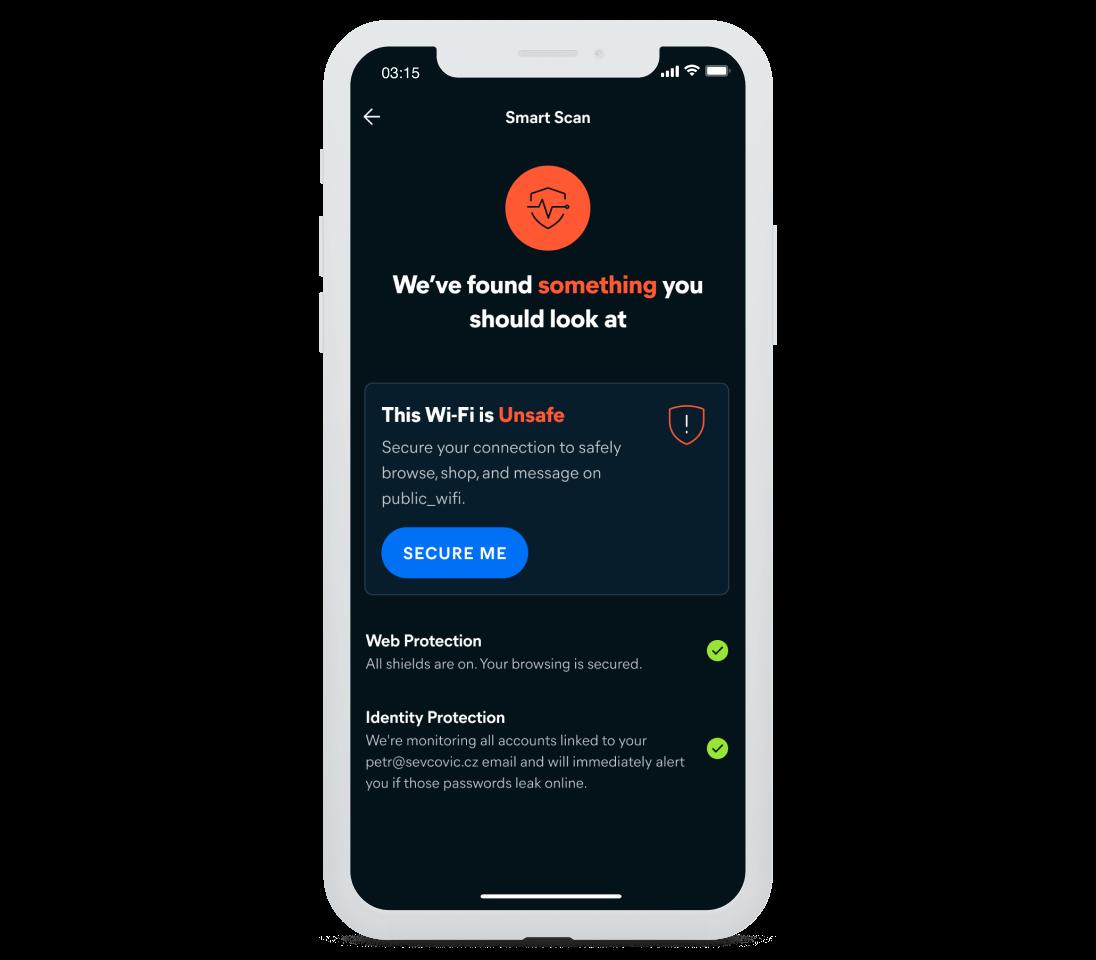 Uw iPhone is niet immuun voor dreigingen