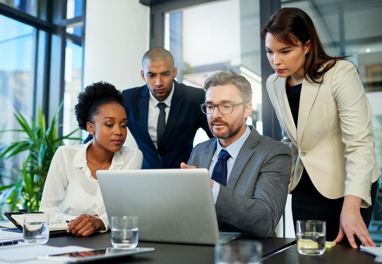 Enkel, allt-i-ett-cybersäkerhet för återförsäljare