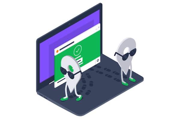 VPN 不阻止跟踪