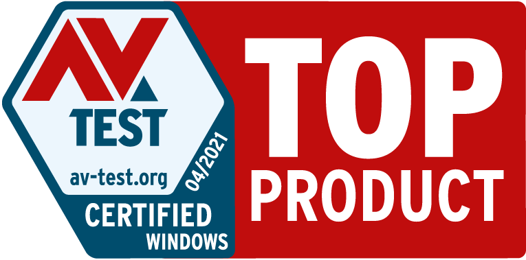 AV Test logosu