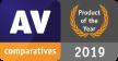 Логотип AVcomparatives