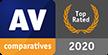 הלוגו של AV comparatives