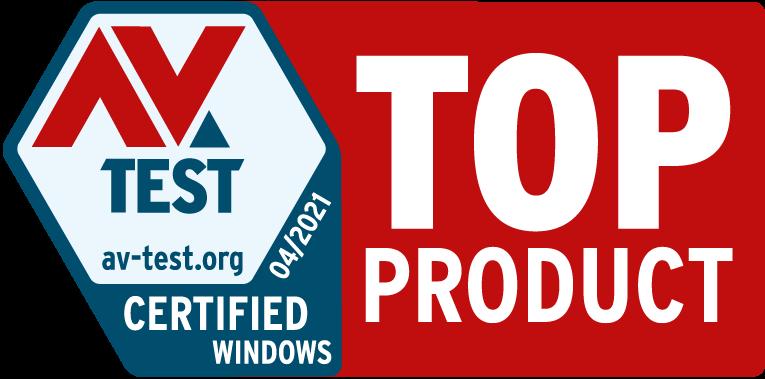 הלוגו של AV Test