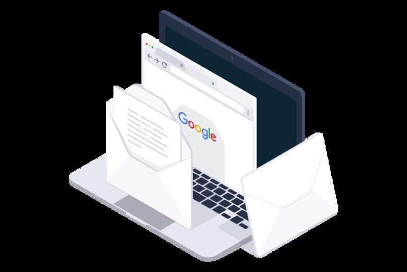 Prohlížejte web apoužívejte e-mailovou aplikaci celý den. Jste chráněni