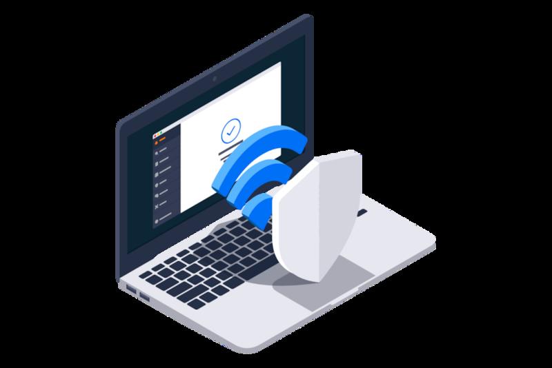 Visar den svagaste länken i ditt Wi-Fi-nätverk