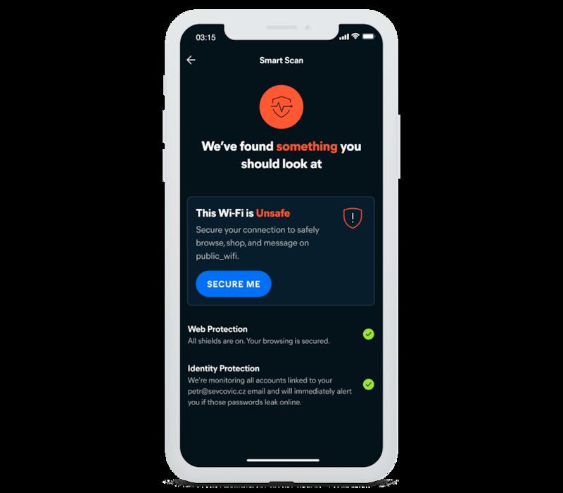 جهاز iPhone الخاص بك مؤمّن ضد بعض التهديدات فقط