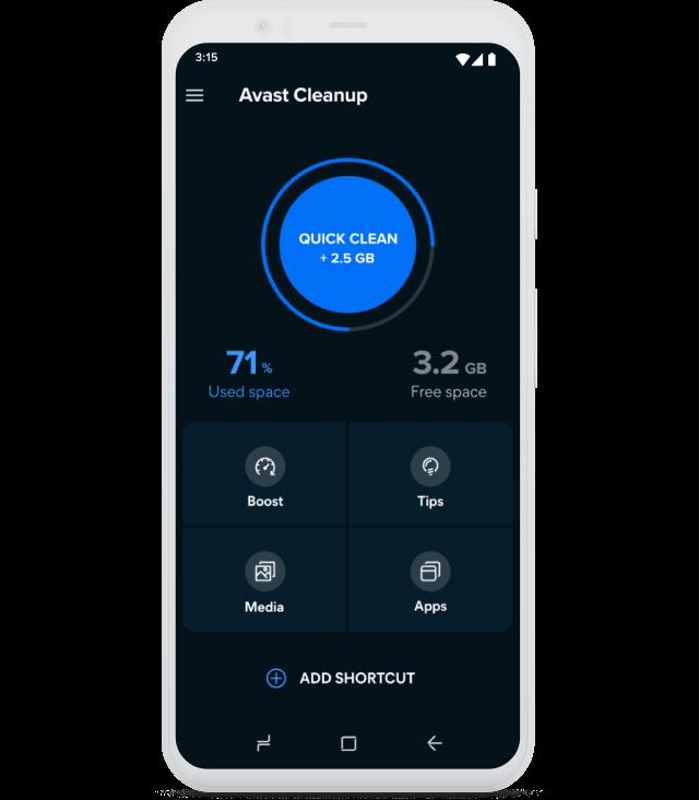 AvastCleanup для Android