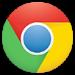 Logo van Chrome-browser