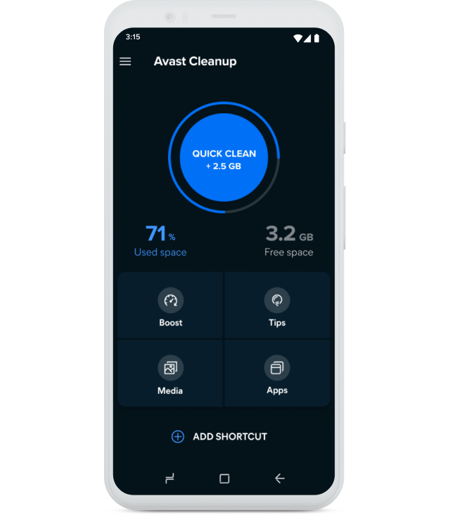 Avast Cleanup for Android