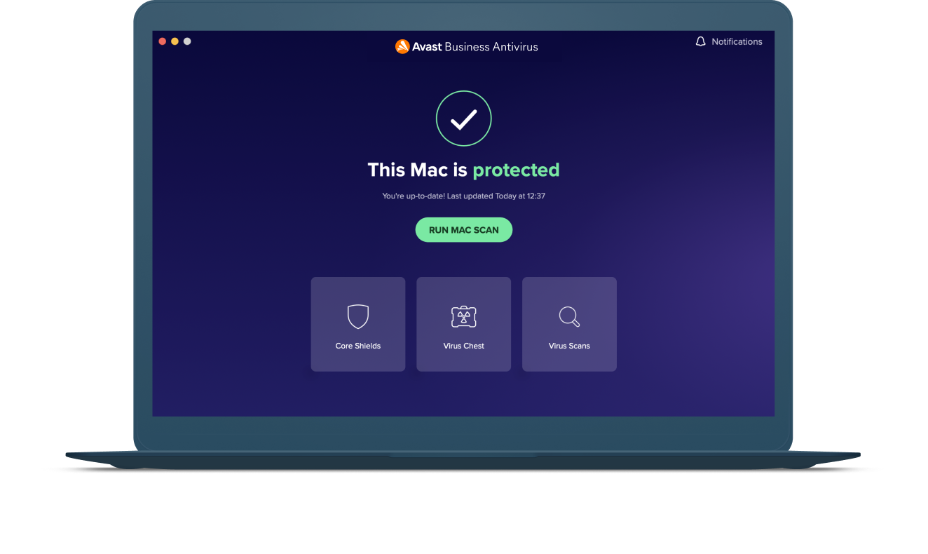 Comprehensive antivirus protection with all the personalization you need.