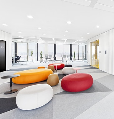 Great work spaces