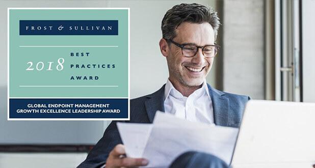 Frost & Sullivan honors Avast Business