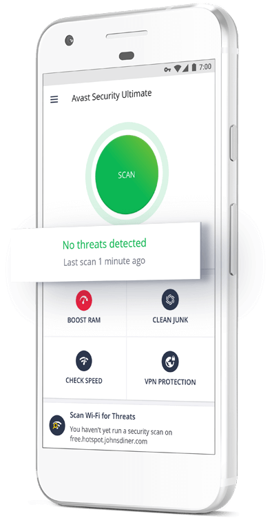 antivirus avast gratis para celular lg t375