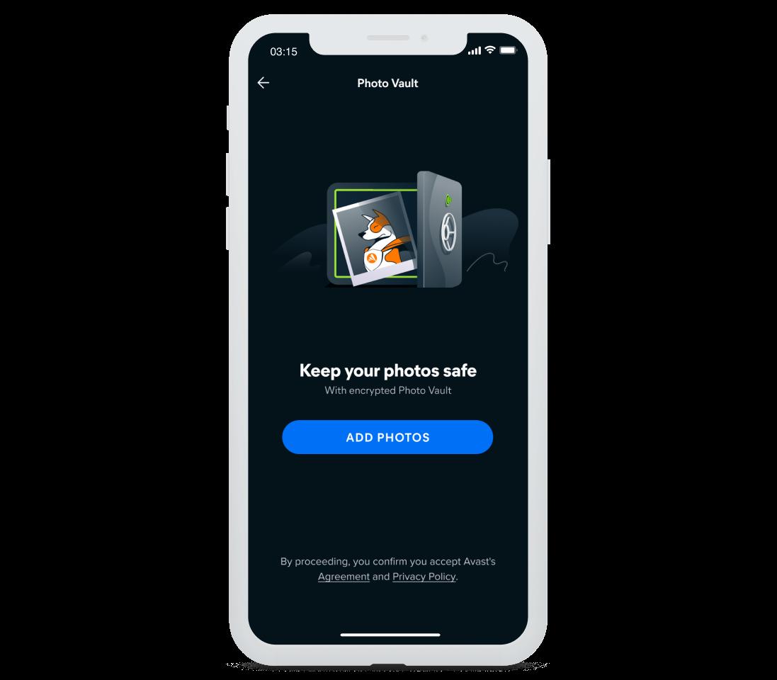 Bescherm uw foto's tegen indringers