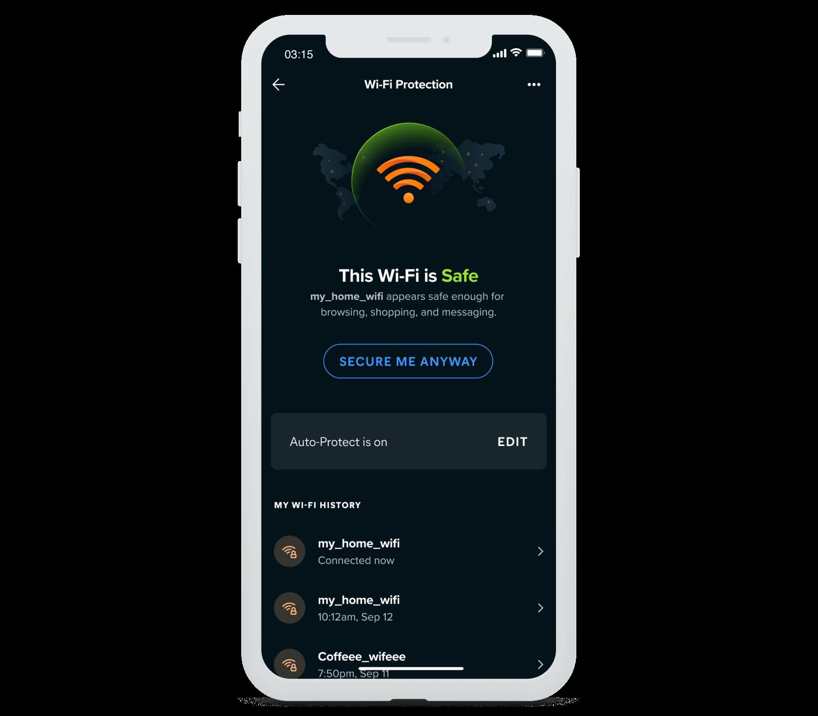 Easily verify Wi-Fi security