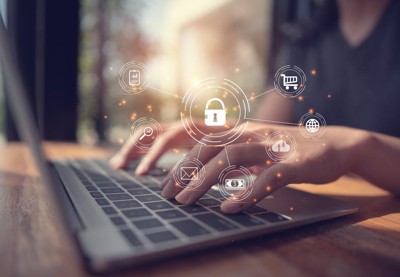 La seguridad todo en uno le mantiene protegido frente a las amenazas y el malware de día cero.