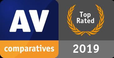 Logo komparatif AV