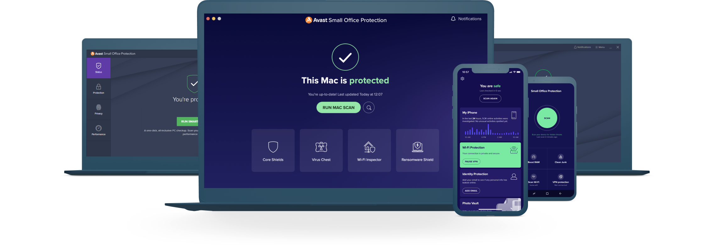 All-in-one security solution for your small business