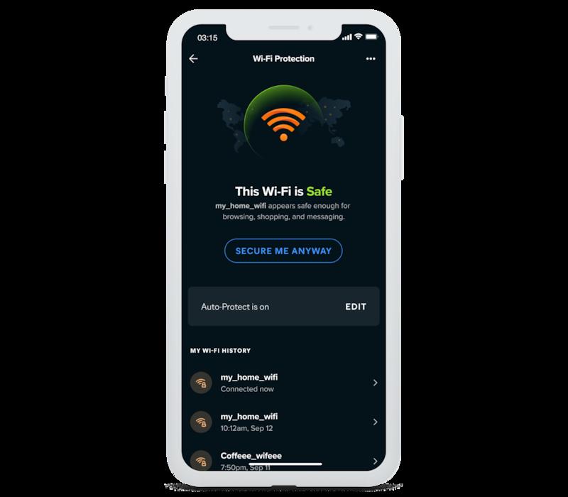 Verifique facilmente a segurança de Wi-Fi