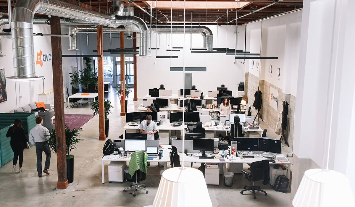 Redwood City workspace