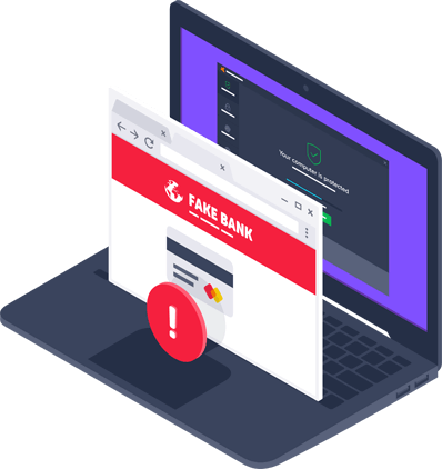 ميزة حماية البيانات لدى Avast