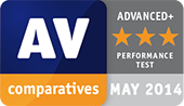 AV-Comparatives: Avanzado+ en la prueba de rendimiento