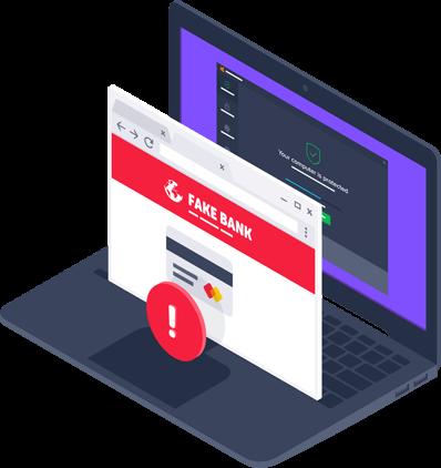 Функция Avast: защита данных