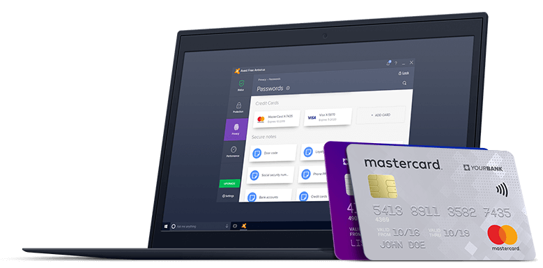 avast password manager standalone