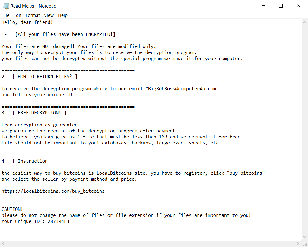 Free Ransomware Decryption Tools | Unlock Your Files | Avast