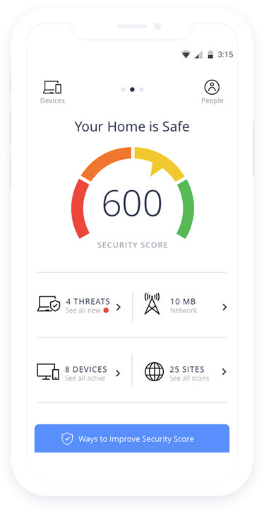 Avast Smart Home Security