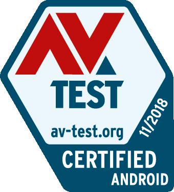 Certified Android AV-TEST