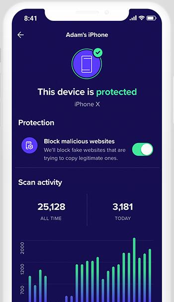 お使いの iPhone はすべての脅威に対して免疫があるわけではありません