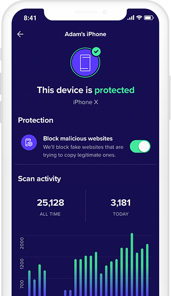 iPhone-ja nincs védve az összes fenyegetéssel szemben