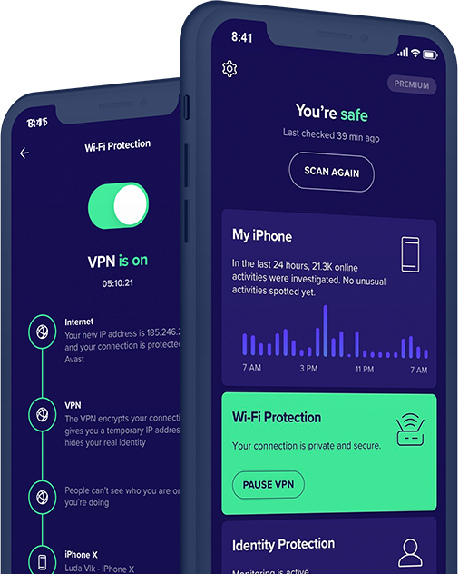 avast free mobile security for iphone