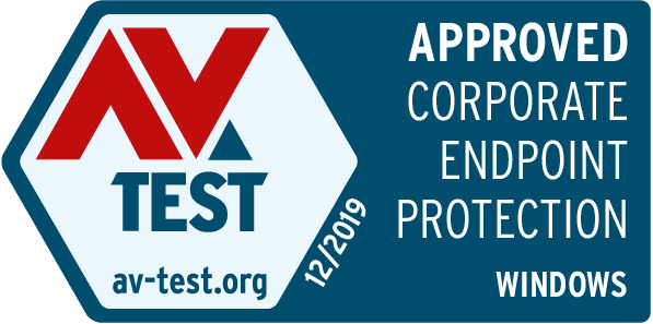 Top Product Corporate Endpoint Protection AV-TEST