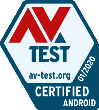 AV-Test - Test of Best Antivirus Software for Android - Certified