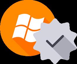 Antivirus approvato per Windows 10