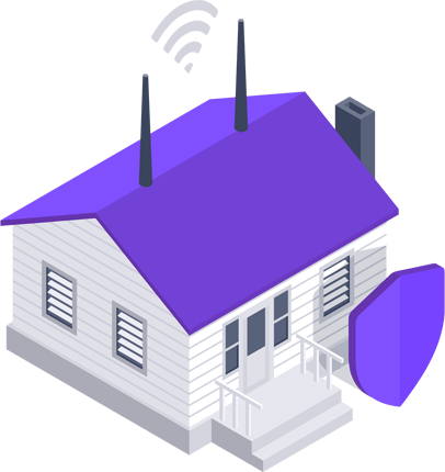 Protección de red doméstica de Avast