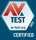 AV-TEST onderscheiding