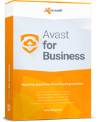 Avast for Business kutu
