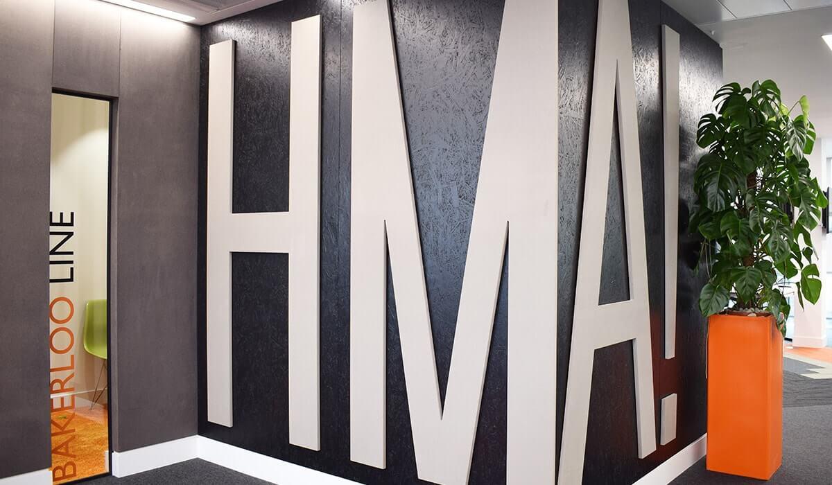 London HMA entry