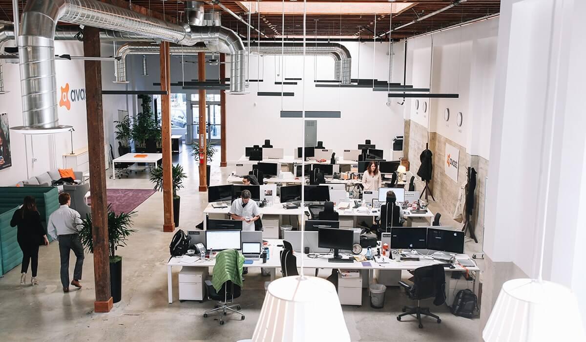 Redwood City workspace